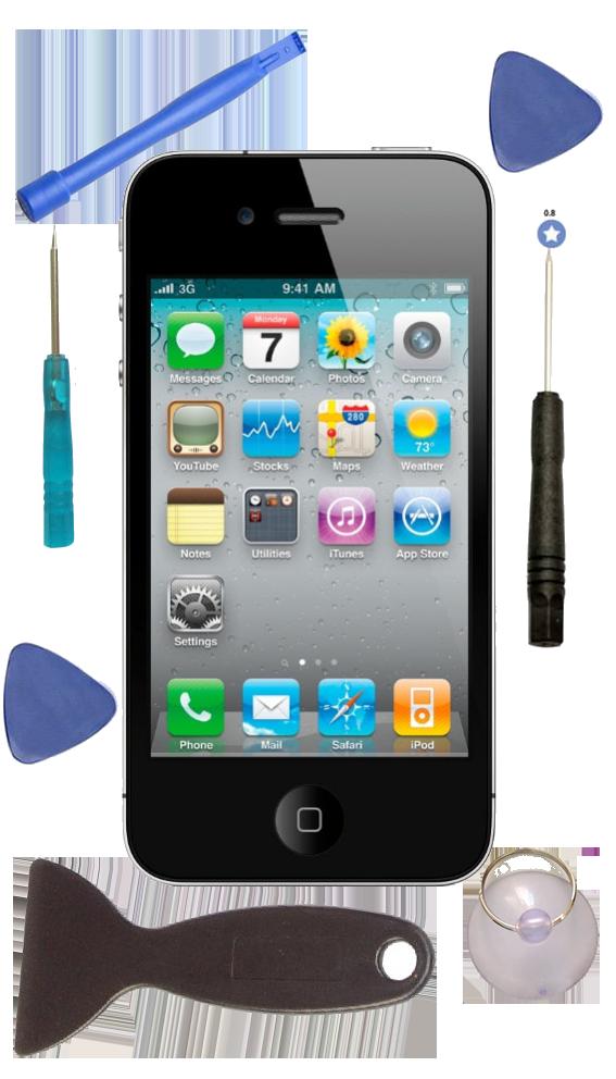 Прошивка и настройка Apple iPhone Новый Уренгой